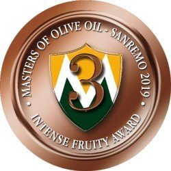 BEST OLIVE OIL INTENSE FRUITY BRONZE MOOOIC 2019 250X250