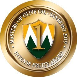 BEST OLIVE OIL INTENSE FRUITY GOLD MOOOIC 2019 250X250